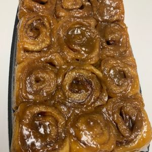 Stacy Lynn's Caramel Cinnamon Rolls – 12 Count
